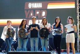 Yamaha จัดกิจกรรม Yamaha Customized Battle