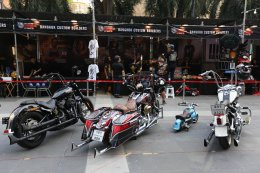 Bangkok Motorbike Festival 2020 หรือ BMF 2020