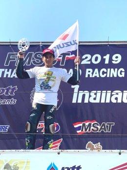 ขุนพล ซูซูกิ GSX-R150 ปิดฉากคว้าแชมป์ประเทศไทยอย่างเหนือชั้น