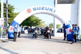 "SUZUKI ""รวมพลคนวีสตรอม"""