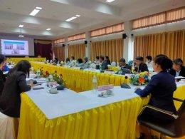 บริษัท ใจบุญ๙๙๙ จำกัด เข้าร่วมประชุมสร้างความเข้มแข็งในการสร้างเครือข่ายความร่วมมือ กับ สถานประกอบการ