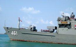 โครงการติดตั้งเรือพุทธฯ