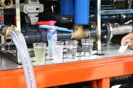 โครงการรถผลิตน้ำดื่มเคลื่อนที่