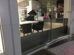 ประตูกั้นน้ำ สยามสแควร์ ธนาคารไทยพาณิชย์