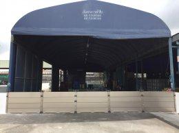 ประตูป้องกันน้ำท่วม บริษัท สยาม ฟูโกกุ จำกัด