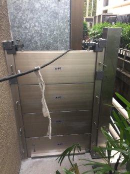 ประตูกั้นน้ำ โรงพยาบาลบำรุงราษฎร์