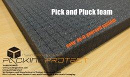 รับผลิตฟองน้ำระบบPick and Pluck ทุกขนาด