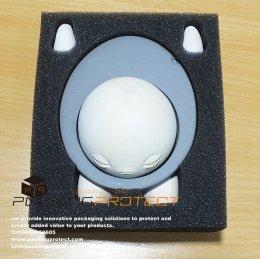 รับผลิตโฟมฟองน้ำกันกระแทกโฟม โฟมกันรอยบออกแบบบรรจุภัณฑ์และไดคัดชิ้นงานโฟมฟองน้ำได้หลายชนิด