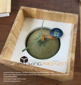 รับตัดโฟม ตัดฟองน้ำ (dicut) ตามแบบบรรจุภัณฑ์รับออกแบบ(Custom)โฟมบรรจุภัณฑ์กันกระแทกสำหรับสินค้าผลิตตามแบบ ผลิตfoam packaging ใช้เวลา5-7วัน