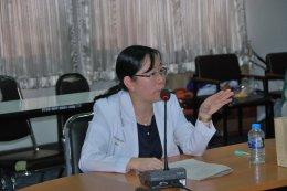 สมาคมพัฒนาคุณภาพสิ่งแวดล้อมจัดประชุมแบบปรึกษาหารือ  เพื่อพัฒนาสถานประกอบการปลอดบุหรี่ จังหวัดขอนแก่น