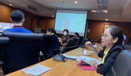 ส.พ.ส. ร่วมกับ สสจ.นครปฐม จัดประชุมคณะอนุกรรมการดำเนินงานสถานประกอบการปลอดบุหรี่ จังหวัดนครปฐม