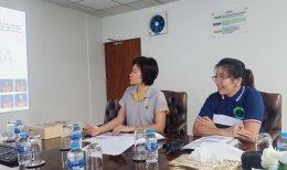 """บริษัทอินโดรามาฯ เปิดบ้านต้อนรับทีมพี่เลี้ยงด้านสุขภาพ สสจ.นครปฐม และโครงการส่งเสริมฯ เข้าเยี่ยมชมโครงการ """"อินโดรามา สุขภาพดีมีสุข: IPI-NPT H2E"""""""
