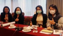 """ส.พ.ส. จัดประชุมชี้แจง """"การประเมินเพื่อรับโล่ / เกียรติบัตรสถานประกอบการสร้างเสริมสุขภาพ"""" โซนภาคตะวันออกเฉียงเหนือ"""