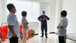 ทีมงาน ส.พ.ส. และพี่เลี้ยงส่งเสริมสุขภาพจากโรงพยาบาลน้ำพอง เข้าเยี่ยมบริษัทพรีเมียร์แทงค์ คอร์ปอเรชั่น จำกัด (มหาชน) จังหวัดขอนแก่น