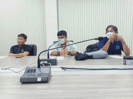 ทีมงาน ส.พ.ส. เข้าเยี่ยมและให้คำแนะนำในการดำเนินงานโครงการลด-ละ-เลิกการสูบบุหรี่ของบริษัท ยัวซ่าแบตเตอรี่ ประเทศไทย จำกัด (มหาชน)