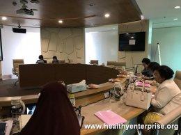 ประชุมคณะกรรมการกำกับทิศทางครั้งที่ 1/2561