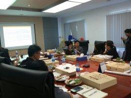ประชุมหน่วยงานต่างๆเพื่อเตรียมความพร้อม วันที่21 เม.ย. 2560