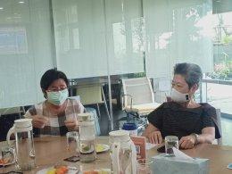 ส.พ.ส. โดย สสส. ร่วมกับ 1600 สายเลิกบุหรี่ (Quitline1600 ) จัดประชุมบูรณาการบริการช่วยเลิกบุหรี่ในสถานประกอบการ