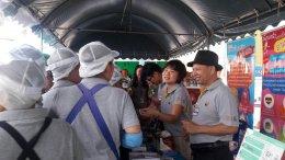 รพ.สต.บ้านสามพราน เข้าพื้นที่บริษัท มาลีกรุ๊ป จำกัด (มหาชน) ในการเป็นพี่เลี้ยงช่วยลด ละ เลิกบุหรี่ตามแผนงานร่วมกับบริษัทฯ