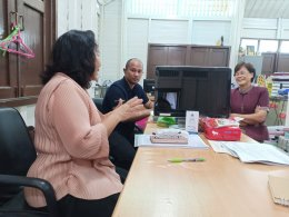 ร่วมพูดคุย เสนอแนวทางการดำเนินงานพัฒนาสถานประกอบการปลอดบุหรี่ จังหวัดปทุมธานี