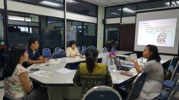 ประชุมปรึกษาหารือ พัฒนาสถานประกอบการปลอดบุหรี่ กรุงเทพมหานคร