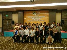 การประชุมแลกเปลี่ยนแผนบูรณาการงานป้องกัน/ควบคุม NCDs