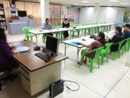 ประชุมเครือข่ายสถานประกอบการสร้างเสริมสุขภาพ (คสส.) 11 ตค. 2561