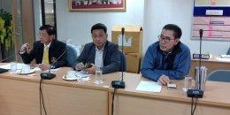 ประชุมอนุกรรมการฝ่ายแรงงาน สมาพันธ์เครือข่ายแห่งชาติเพื่อสังคมไทยปลอดบุหรี่