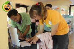 ค่ายฝึกอบรมกระบวนการขับเคลื่อนแรงงานสุขภาพดีในสถานประกอบการฯ รุ่นที่ 2