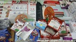 โรงพยาบาลสามพรานเตรียมความพร้อมพี่เลี้ยงช่วยเลิกบุหรี่ให้กับแรงงานในสถานประกอบการ