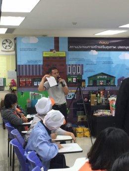 สมาคมพัฒนาคุณภาพสิ่งแวดล้อมได้เข้าทำการสนับสนุนเชิงกระบวนการให้แก่คณะทำงานบริษัท ยูอาร์ซี (ประเทศไทย) จำกัด ในการจัดทำแผนปฏิบัติการขับเคลื่อนแรงงานสุขภาพดีมีสุข