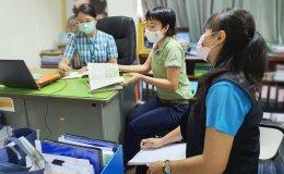 ทีมงาน ส.พ.ส. ร่วมหารือก้าวต่อไปของการดำเนินงานพัฒนาสถานประกอบการปลอดบุหรี่จังหวัดขอนแก่น ณ สำนักงานสาธารณสุขจังหวัดขอนแก่น