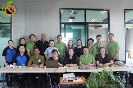 การประชุมคณะกรรมการเครือข่ายสถานประกอบการสร้างเสริมสุขภาพ (คสส.) 14 มีนาคม 2560