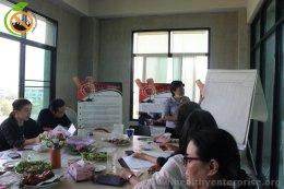 การประชุมการพัฒนาจุดจัดการ (Node) ในวันที่ 21 มีนาคม 2560