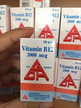 BEST SELLER OF THE MONTH VITAMIN B12 2000 mcg INJECTION