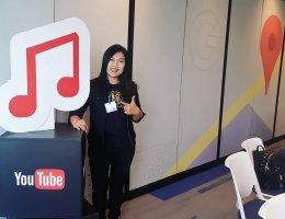 ผู้จัดการมันร่วมงาน #YouTube Community Roundtable Production  ที่ #google thailand
