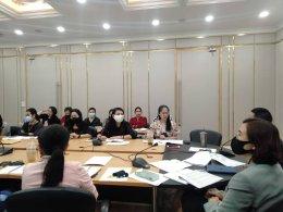 ประชุมคณะกรรมการดำเนินงานสถาบันวิจัยและพัฒนา ครั้งที่ 5(50)/2563