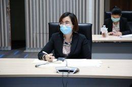 การประชุมคณะกรรมการดำเนินงานสถาบันวิจัยและพัฒนา ครั้งที่ 1(55)/2564