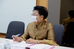 การประชุมคณะอนุกรรมการพิจารณาการจัดทำงบประมาณ กำกับติดตาม และประเมินผลโครงการทุนสนับสนุนงานพื้นฐาน (Fundamental Fund)