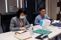 ประชุมคณะกรรมการดำเนินงานสถาบันวิจัยและพัฒนา ครั้งที่ 2(56)/2564