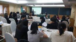 การประชุมชี้แจงแนวทางการสนับสนุนงบประมาณด้านวิทยาศาสตร์  วิจัยและนวัตกรรม  ประจำปี  2565