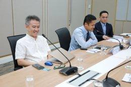 การประชุมเตรียมความพร้อมในการนำวารสาร มหาวิทยาลัยสวนดุสิตเข้าสู่ฐานข้อมูล Scopus ครั้งที่ 1/2563
