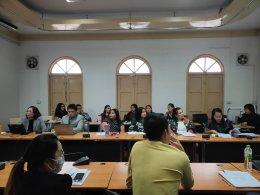 การประชุมคณะกรรมการดำเนินงานสถาบันวิจัยและพัฒนา ครั้งที่ 1(46)/2563