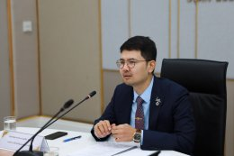 การประชุมคณะอนุกรรมการเพื่อการขับเคลื่อนการดำเนินงาน SDU Research Club ครั้งที่ 1/2563