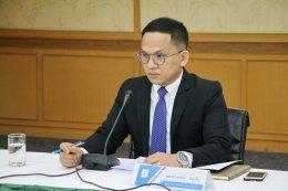 การประชุมคณะอนุกรรมการประสานงานด้านการวิจัย มสด. ครั้งที่ 1/2563