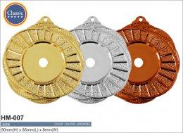เหรียญรางวัลโลหะผสม HM-007