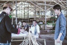 ประชุมโครงการค่าเฟ่โฮมสเตย์ บ่อเกลือจ.น่าน Meeting about homestay project at Bo Kluea District, Nan Province.