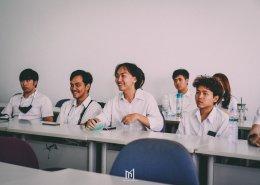 วิทยากรบรรยายพิเศษ พระจอมเกล้าเจ้าคุณทหารลาดกระบัง  Special guest speaker King Mongkut's University Ladkrabang.