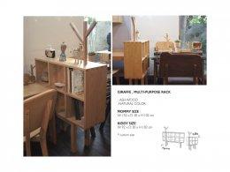 GIRAFFE KIDDY rack-6-BOX