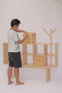 GIRAFFE MOMMY rack-10-BOX